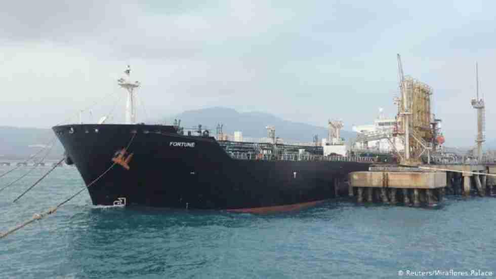 Ayatollah's Gasoline Shipment Has Secretly Arrived At Venezuelan Port