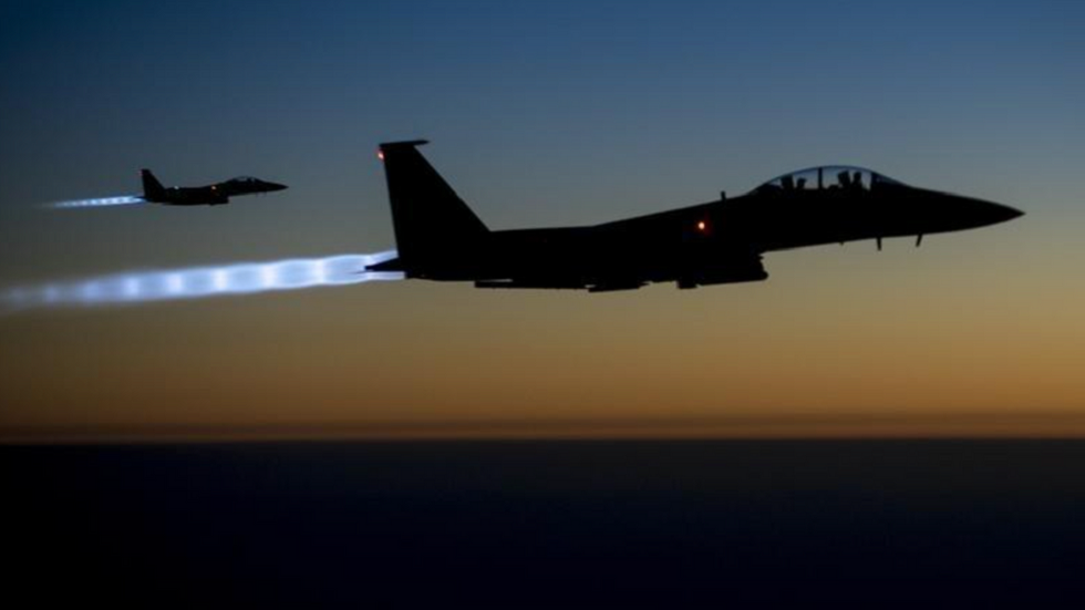 US Carries Out Airstrikes In Syria Targeting Ayatollahs-Backed Militias