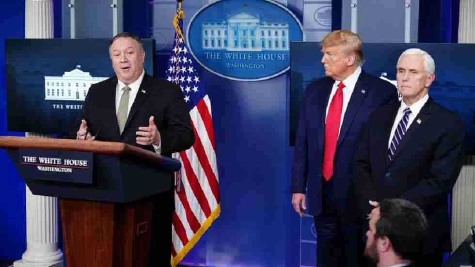 Pompeo: The Ayatollah Understands Only Strength