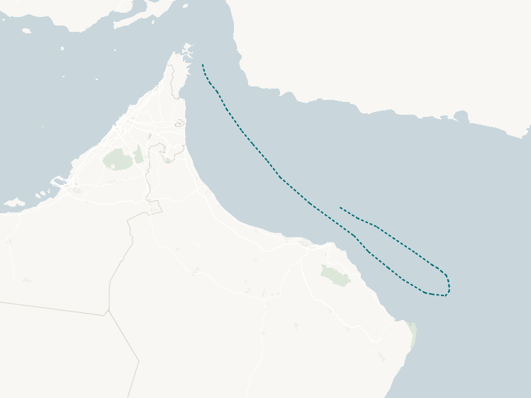 Explosion Strikes Israeli-Owned Ship In Mideast Amid Tension