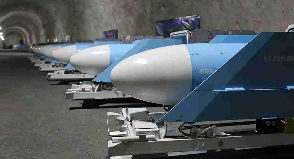 IRGC Unveils New Missile City Base, Displays Cruise And Ballistic Missiles