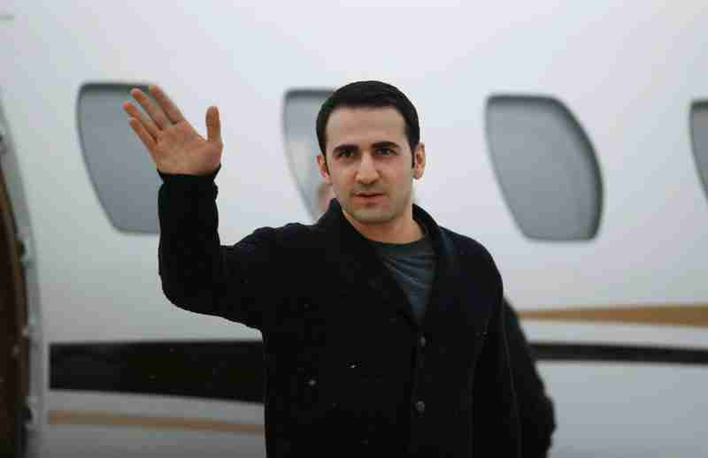 Once Tortured In Iranian Jail, Ex-Marine Fights Spy Claims