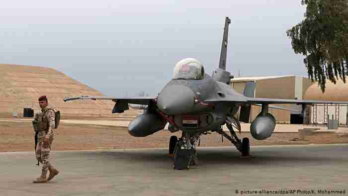 Seven Rockets Hit Airbase Housing US Troops In Iraq